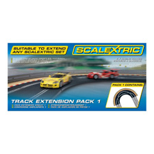 Scalextric C8510 Track Extension Pack 1 New