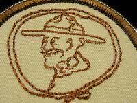 Vintage Boy Scout Patch Lyle Scout Reservation EC-435 1981