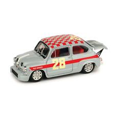 FIAT ABARTH 1000 '66 N.28 1:43 Brumm Auto Competizione Die Cast Modellino
