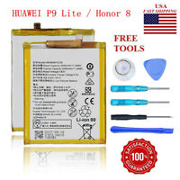 3000mAh Battery Replacement For Huawei P9, P9 Lite, Honor 8 HB366481ECW 3.82V