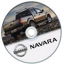 Nissan Navara workshop manual workshop manual