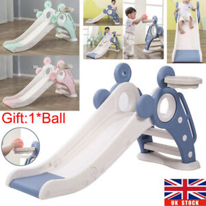 Foldable Slide for Toddler Kids Children Baby Indoor Outdoor Garden Sliding Toys