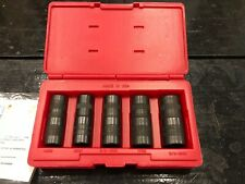Mac Tools 5pc Double-duty Oil Drain Plug Removal Set Db2-set