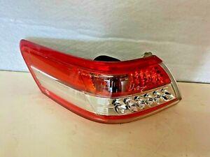 TOYOTA CAMRY LEFT TAIL LIGHT LED, ACV40R, 2009-2011