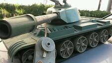 Vintage Toy Tank Large Army Plastic Communist Era Russia Ussr Remote Controled