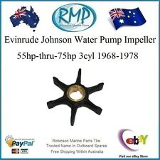 A Brand New Evinrude Johnson Impeller 55hp-thru-75hp 3 cyl 1968-1978 # R 382547