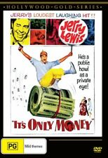 BRAND NEW It's Only Money (DVD, 2020) R4 Movie Jerry Lewis 1962