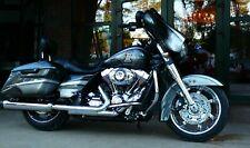 Harley-Davidson FLHX Street Glide 2014 CustomCarbon!!! Dragon