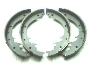 4 brake shoes for Buick 1951 1952 1953 1954 1955 1956 1957 see description