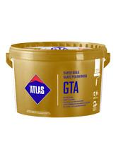 ATLAS GTA - extra white polymer top finish 360KG set 20 pcs.