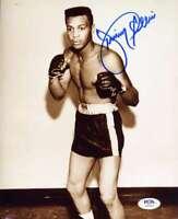 Jimmy Ellis PSA DNA Coa Autograph Hand Signed 8x10 Photo Autograph