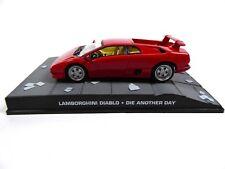 Lamborghini Diablo James Bond 007 Die Another Day 1:43 Diecast Model Car DY039