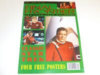 Final Frontier 7 The Star Trek Magazine UK The Motion Picture page + 2  posters