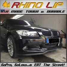 BMW RHINOLIP FRONT BUMPER SPOILER CHIN SPLITTER VALANCE BODY KIT E90 E36 E30 E39