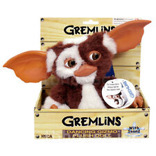 "8"" DANCING GIZMO MOGWAI deluxe SINGING plush doll GREMLINS figure NECA 2014"