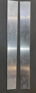 MGA aluminum Door Threshold Covers / Scuff Guards. —S3–