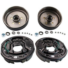 "Trailer 5 on 4.5 Hub Drum Bearing Kits 10""X2-1/4"" Electric brakes for 3500 lbs"