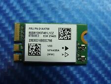 "Lenovo IdeaPad 120S-14Iap 14"" Genuine Laptop Wireless WiFi Card 01Ax709 Qcnfa435"
