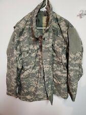 ECWCS Gen II Parka ACU Jacket w Hood ARMY Waterproof Medium long excellent