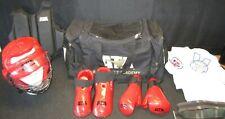 ATA - Taekwondo - 8 Pc - Martial Arts Sparring Gear Set - Child Size 0