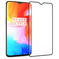 OnePlus 6T Screen Protector Best Tempered Glass Thin 100% Full Protection UK