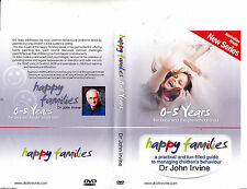 Happy Families:0-5 Years Baby and The Pre-School-2005-Doctor John Irvine-DVD