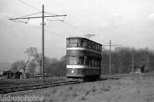 Leeds Corporation Tramcar 163 Middleton Woods Tram Photo