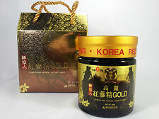 """Best """" 6years Korean  Red Ginseng Gold Extract 100% 500g (17.63oz) *PANAX*-NEW"""