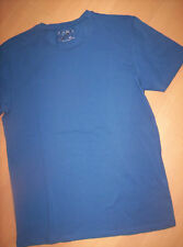 "Cooles Stretch-Shirt ""ZARA"" blau,  neuw. Gr.42"