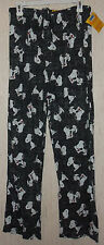 NWT MENS PEANUTS by Schultz SNOOPY NOVELTY KNIT PAJAMA / LOUNGE PANTS  SIZE S
