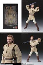 New Bandai S.H.Figuarts Star Wars Episode 2 Attack of the Clones Obi-Wan Kenobi