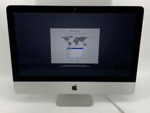 iMac Slim Unibody 21.5 Late 2012 3.1GHz i7 16GB 1TB Fusion Drive - LCD Damage