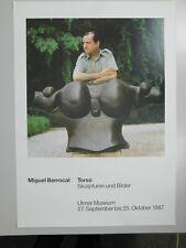 Litho-Affiche - Miguel Berrocal - Torso