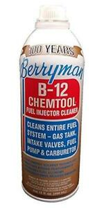 Berryman 0116 B-12 Chemtool Carburetor, Fuel System and Injector Cleaner, 15 oz.