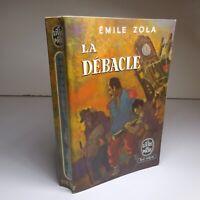 Emile ZOLA 1967 La Débâcle littérature éditions FASQUELLE roman France N6824