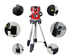 8 line Rotary Laser Beam Self Leveling Laser Tripod Interior Exterior horizontal
