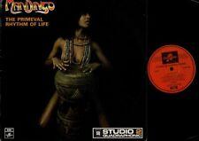 Mandingo -The Primeval Rhythm Of Life-VINYL LP-USED-Aussie press-LP_1034