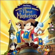 DISNEY - MICKEY, DONALD AND GOOFY: THE THREE MUSKETEERS NEW CD