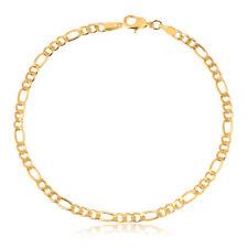 Gold Figaro-Link Anklet 18K Gold Plated