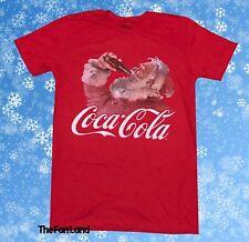 New Coca-Cola Santa Soda Men's Christmas Vintage Classic T-Shirt
