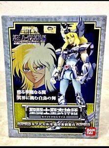 Bandai Saint Seiya Myth Cloth Cygnus Hyoga Final Bronze Cloth!! from Japan