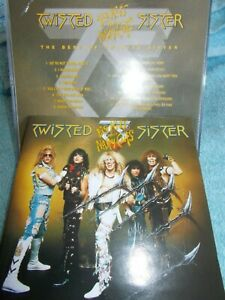 TWISTED SISTER - BIG HITS AND NASTY CUTS - THE BEST OF - 15 TRK CD - HEAVY METAL