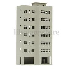 Outland Modern Business Office Building 1:87 For HO Gauge Model Train Layout