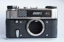 FED-5 Russian  Rangefinder  Camera body