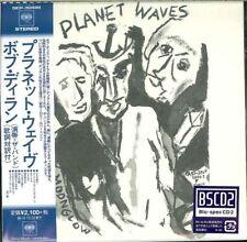 BOB DYLAN-PLANET WAVES-JAPAN MINI LP BLU-SPEC CD2 Ltd/Ed E51