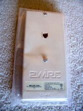 2WIRE DSL FILTER for SINGLE LINE WALL MOUNTED PHONES   LFT4-1-WMPT - BRAND NEW