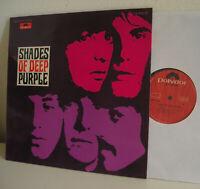 Shades of Deep Purple Japan original LP Polydor MINT-EX