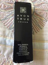 NEW Avon True Colour Nail Experts Vitamin E Cuticle Oil 15ml