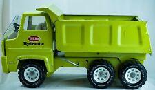 Tonka Lime Green Hydraulic Dump Truck 1976-1977