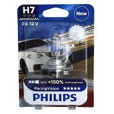 Philips H7 Racing Vision Rally Autolampe Scheinwerfer Birne bis 150% mehr Licht